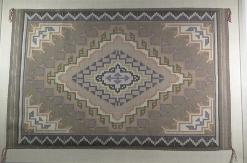 Phoenician Collection Victoira Keoni Navajo Burntwater rug-2